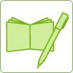 green,yellow,leaf,text,grass